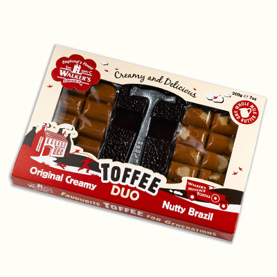 Toffee gifts Walker's Nonsuch