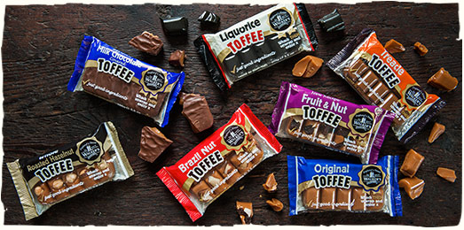 Walker's Toffee bars