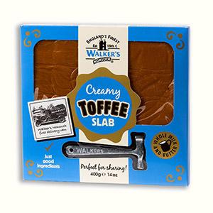 Orignal Creamy Toffee slab