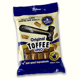 Toffee uno pack